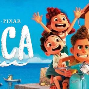 A Disney lançou o primeiro pôster do próximo filme da Pixar, Luca