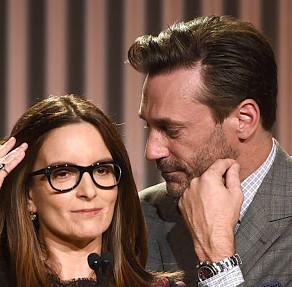 Jon Hamm e Tina Fey estrelarão a comédia de humor ácido 'Maggie Moore (s)'