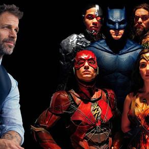HBO Max lança novo pôster em preto e branco da Liga da Justiça de Zack Snyder