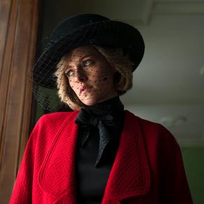 Spencer Kristen Stewart aparece como princesa Diana em imagem do filme