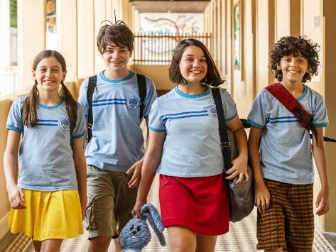 Turma da Mônica - Lições    Filme ganha cativante trailer e data de estréia