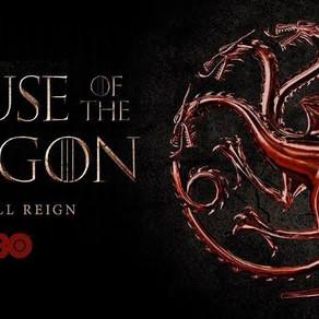 House of the Dragon   Série tem produção iniciada e ganha fotos do elenco na mesa de leitura