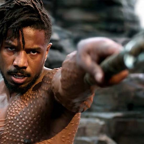 Michael B. Jordan expressa desejo de voltar ao MCU em Pantera Negra 2
