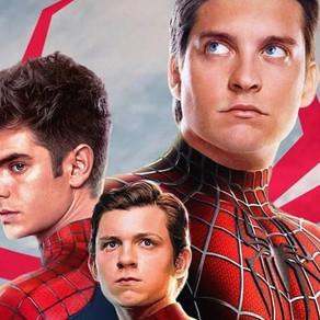 Tom Holland destrói nossas esperanças de vermos os três homens aranhas juntos em Homem-Aranha 3