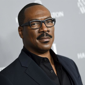 Eddie Murphy receberá o prêmio Artista Distinto no 8º prêmio anual Make-Up Artists & Hair Stylists