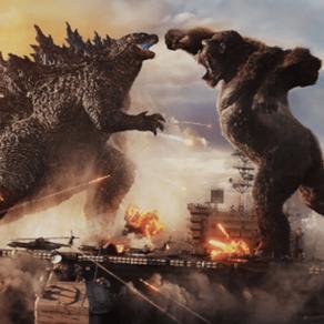 Godzilla vs. Kong   Confira o Tailer e Um Pouco Mais sobre o Monsterverse