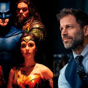 Liga da justiça de Zack Snyder tem sua clasificação confirmada