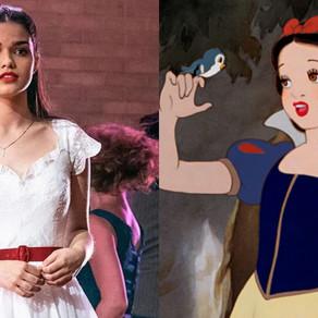 Rachel Zegler será a Branca de Neve no próximo live-action da Disney