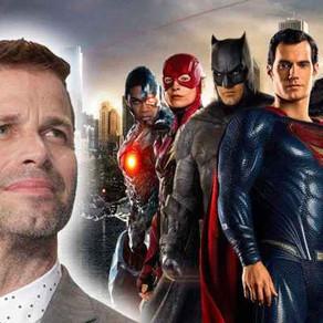 Liga da Justiça de  Zack Snyder gannha dois novos teasers