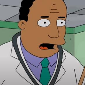 """Dr. Hibbert em """"Os Simpsons"""" será dublado por um ator negro"""