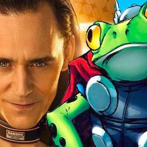 Loki | Produtor revela que o Thor Sapo teria mais tempo de tela