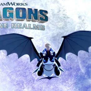 Dragons: The Nine Realms | DreamWorks anuncia nova série inspirada em 'Como Treinar o Seu Dragão'
