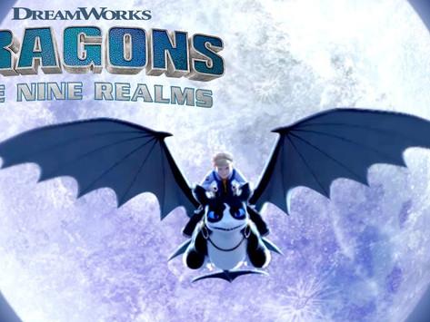 Dragons: The Nine Realms   DreamWorks anuncia nova série inspirada em 'Como Treinar o Seu Dragão'