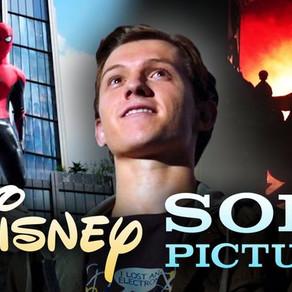 Disney e Sony Filmes assinam acordo de licenciamento