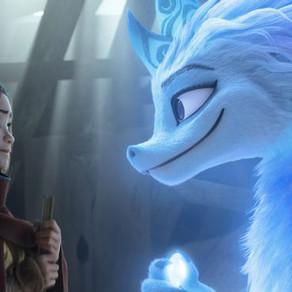 Raya e o Último Dragão Filme Ganha NovoTrailer e Imagens Promocionais