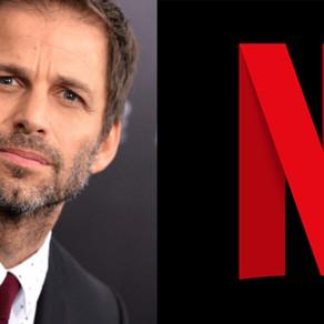 Rebel Moon | Novo projeto de Zack Snyder para a Netflix é anunciado