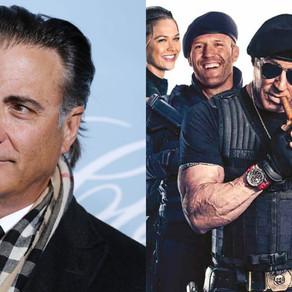Os Mercenários 4   Andy Garcia junta-se ao elenco da sequência