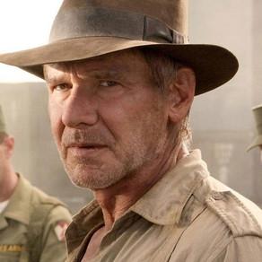 Indiana Jones 5 | Harrison Ford sofre lesão durante as gravações
