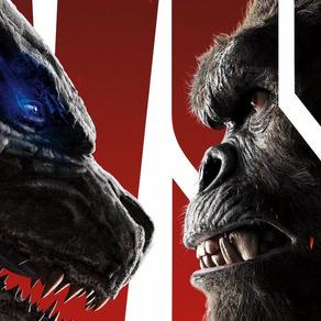 Godzilla x Kong | Filme ganha mais dois novos pôsteres