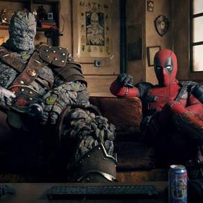 Deadpool faz sua primeira aparição oficial como sendo do MCU