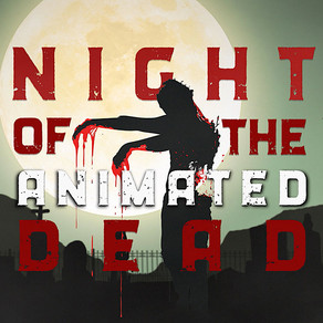 Night of the Animated Dead | Noite dos Mortos - Vivos se prepara para adaptação animada