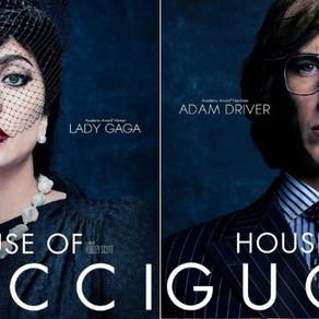 House of Gucci | Projeto ganha trailer estrelado por Adam Driver e Lady Gaga como   Sr. e Sra. Gucci