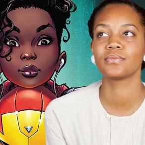 Ironheart   Chinaka Hodge será a redatora-chefe da próxima série da Marvel para a Disney +
