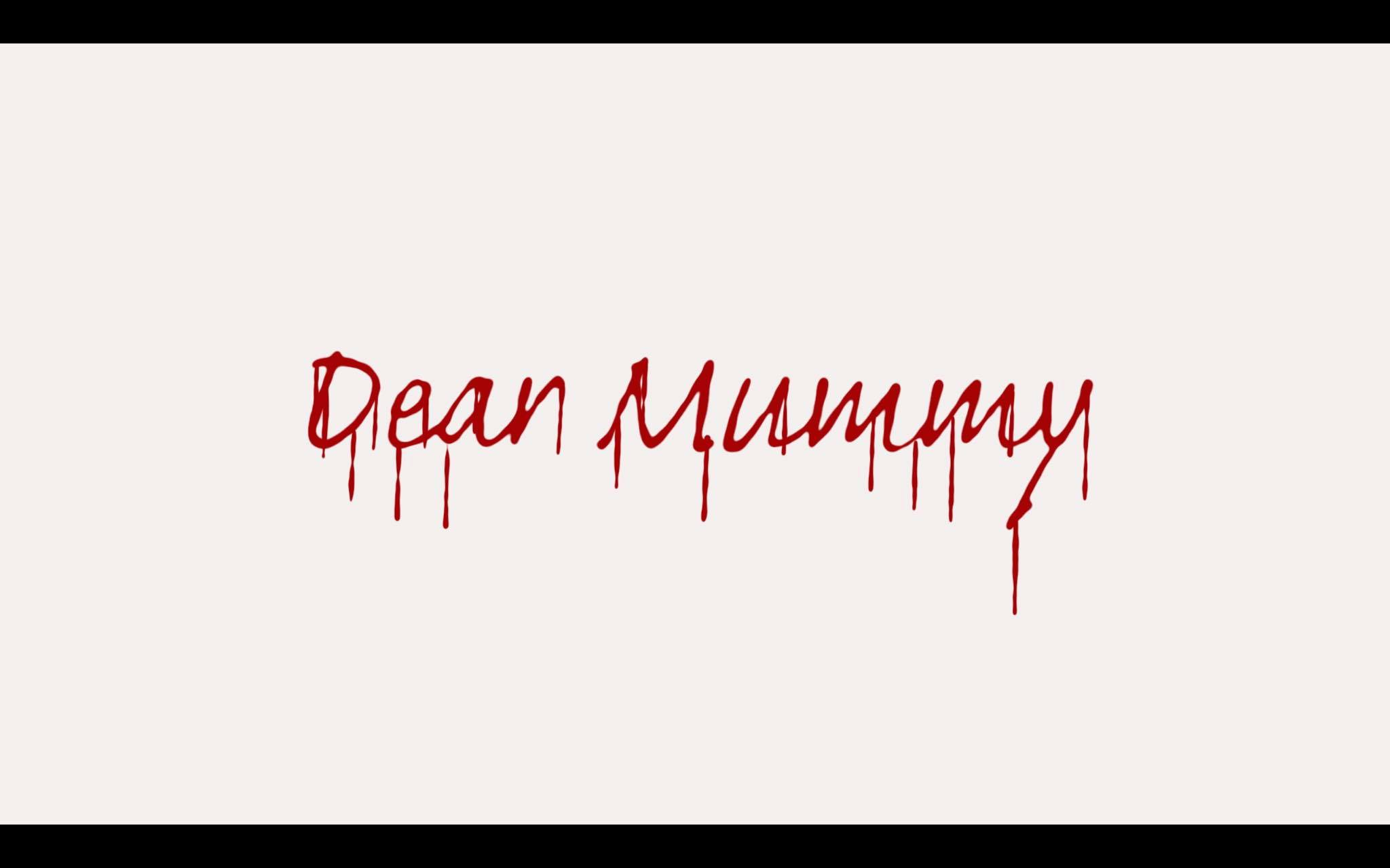 Dear Mummy