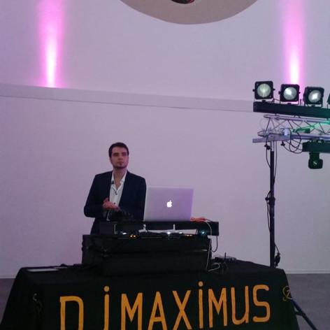 Hochzeit DJ Maximus