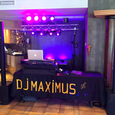 DJ Maximus Event DJ