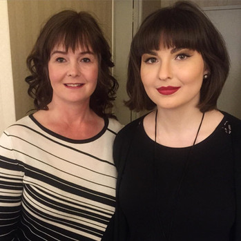Mother/Daughter Glam