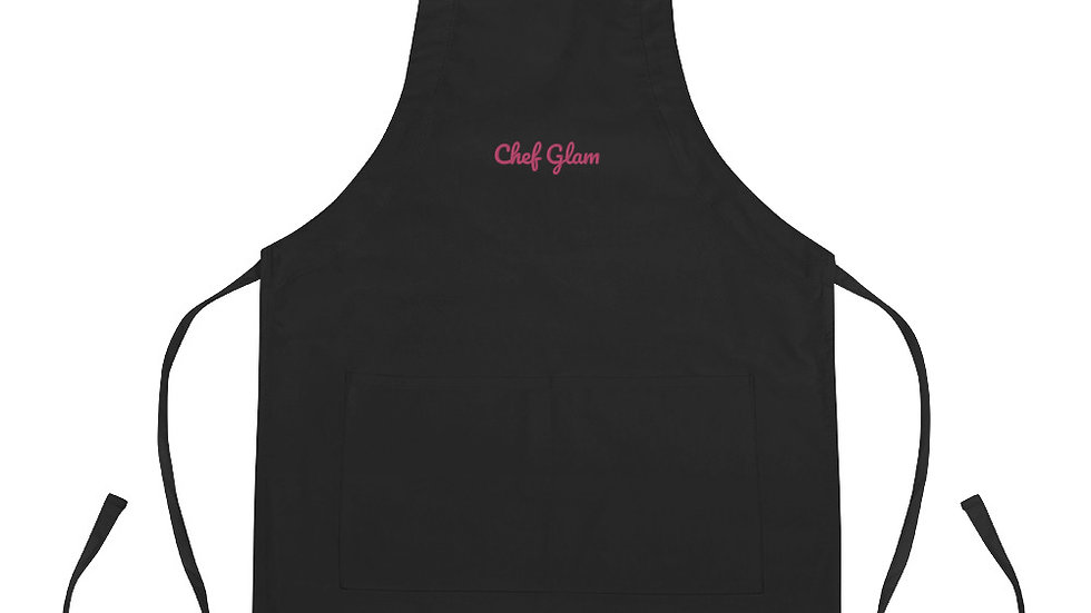 Embroidered Apron for that Fabulous Chef in your life.