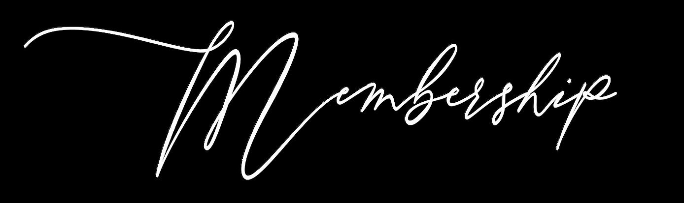 Membership - Faheem Mujahid Font - White