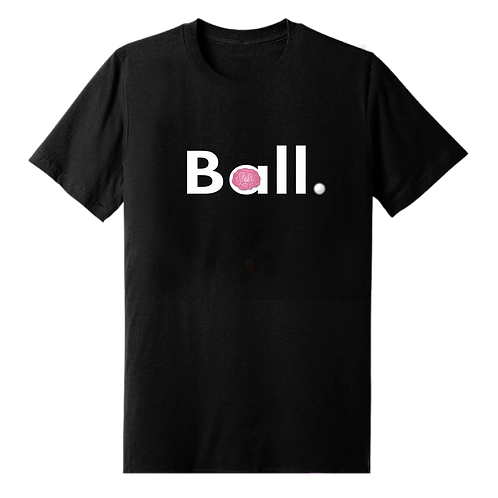 See Ball- Black