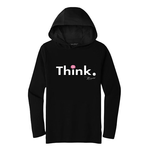 Think Ball Brain - Hoodie