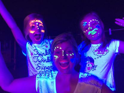 UV Outdoor Party