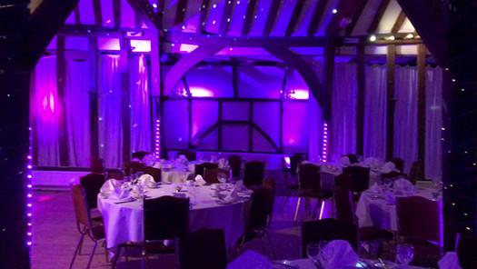 Purple Corporate Event