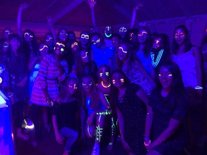Teen UV Party
