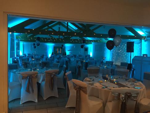 Uplight your wedding day