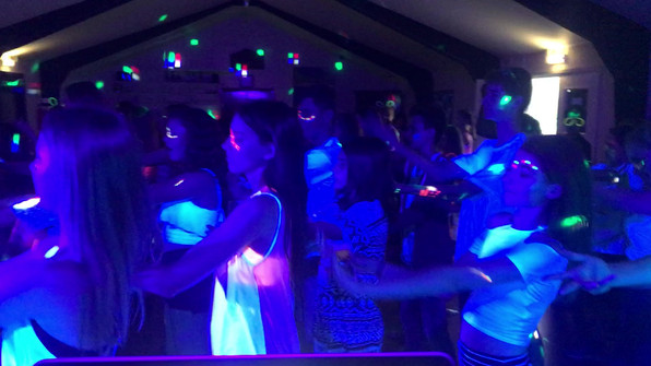 Another Teen UV Party