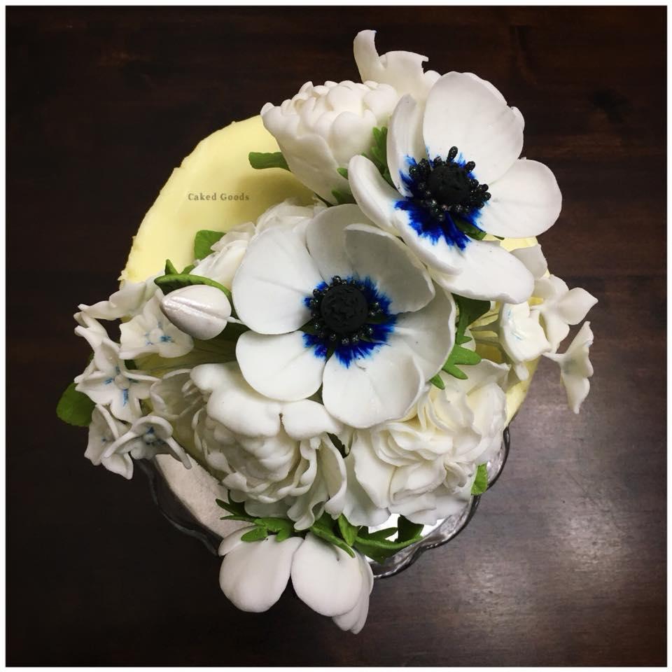 Winter White Flowers