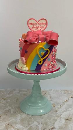 Jojo Cake