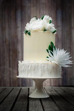 Ivory & White Wedding