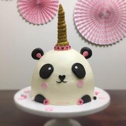 Pandacorn Cake