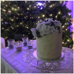Winter White Wedding