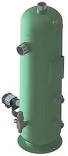 Separador de Óleo CO2