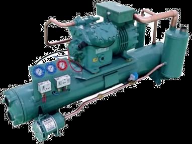 Unidade Condensadora a Água