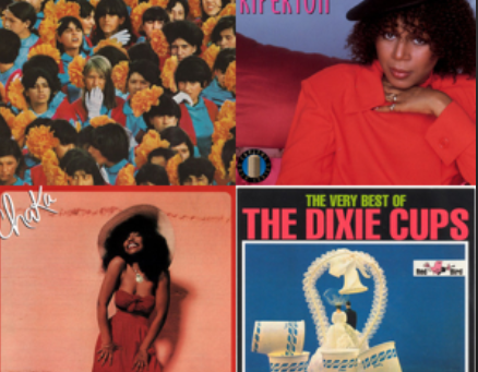 The Chartreuse Women Playlist