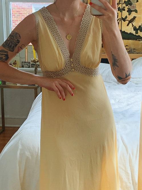 Sherbert Dream Slip Dress
