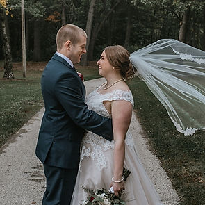 Fall Wisconsin Wedding Photography